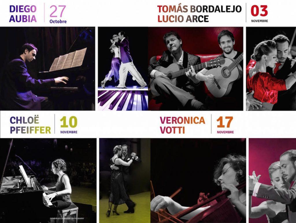 la musica en el tango